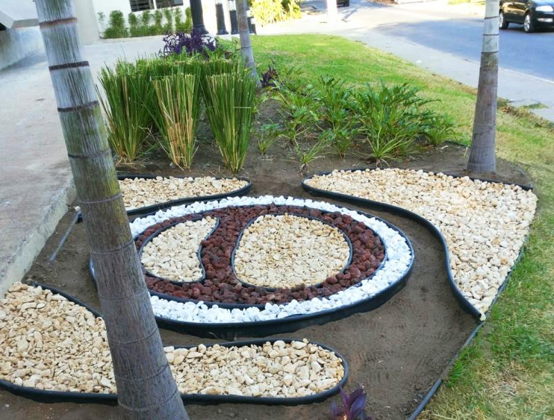 Dise o y creaci n de jard n en p h plaza 58 jardiner a for Creacion de jardines
