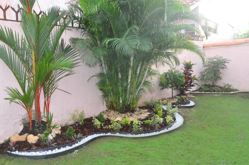 Creaci n de jard n en terraza de residencia jardiner a for Casa jardin guatemala
