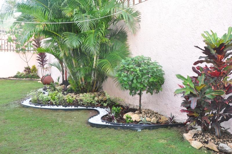 Creaci n de jard n en terraza de residencia jardiner a for Creacion de jardines